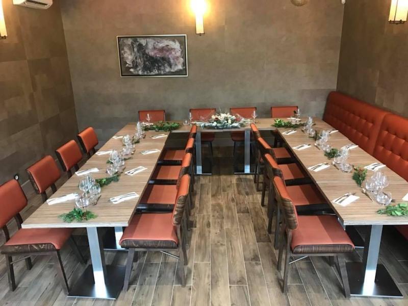 Repas de Groupe - Le Cristal - Restaurant Béziers